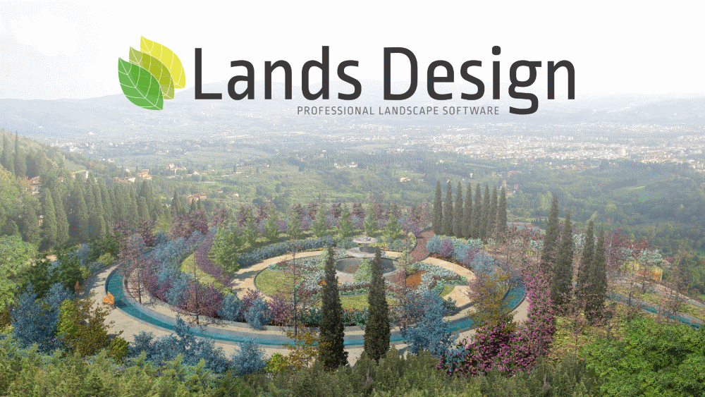 Image result for lands design autocad