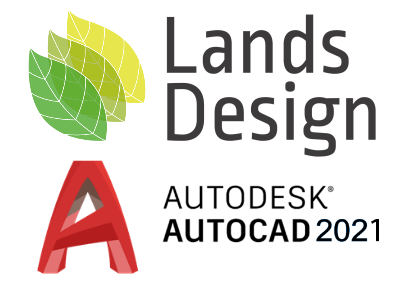 Lands Design is available for AutoCAD 2021