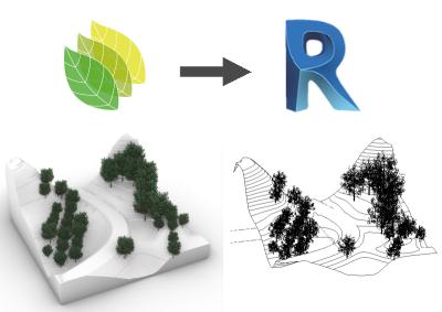 Lands Design in Revit