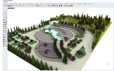 Lands Design for Rhino 7
