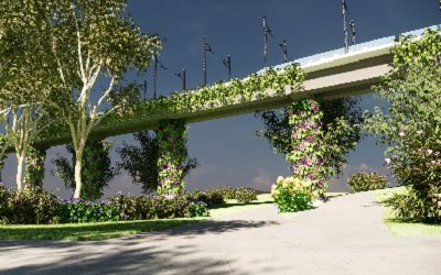 How to create a vertical garden with Lands Design?