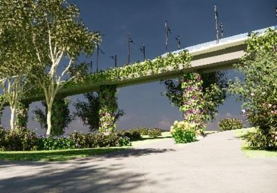 Come creare un giardino verticale in Lands Design?