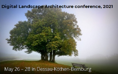 May 26 – 28Cost: €5 – €60Venue: virtual hybrid The annual conference of Digital Landscape Architecture (DLA) is Virtual Hybrid in 2021. It will be held at Anhalt University, Germany while the sessions are offered on-site and online.This year the conference has a special focus on ¨Resilient Landscape Architecture and Global Change¨. We, at Asuni, […]