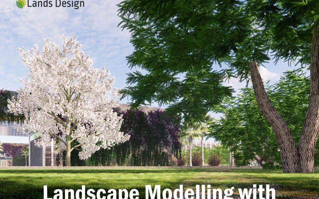 Webinar: landscape modelling with Lands Design (April 21st)