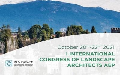 International Congress of Landscape Architects in Granada